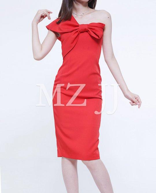 OP13512RD Dress