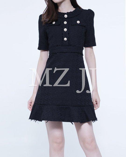 OP13523BK Dress
