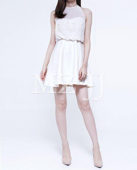OP13528WH Dress