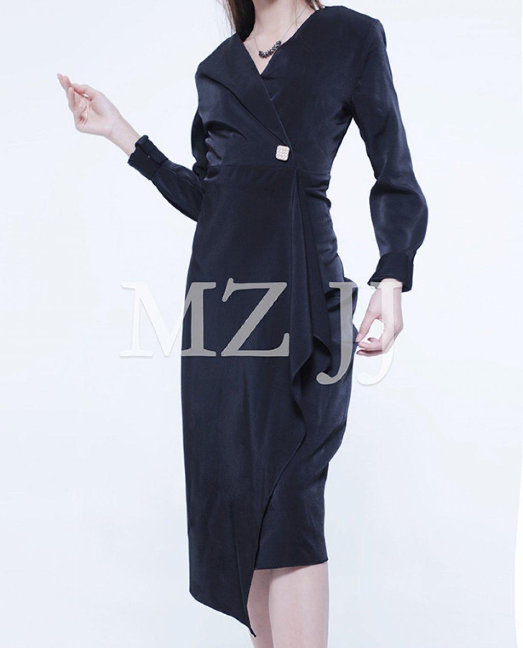 OP13519BK Dress