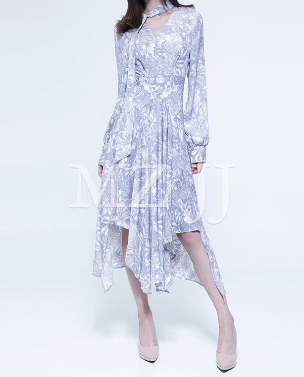OP13521LGY Dress