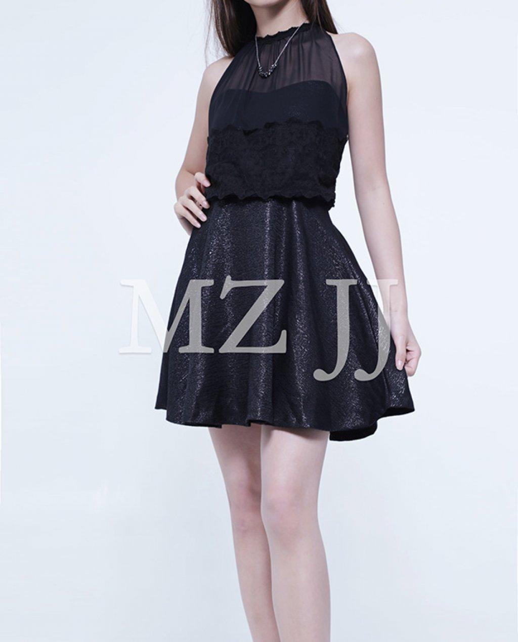 OP13528BK Dress