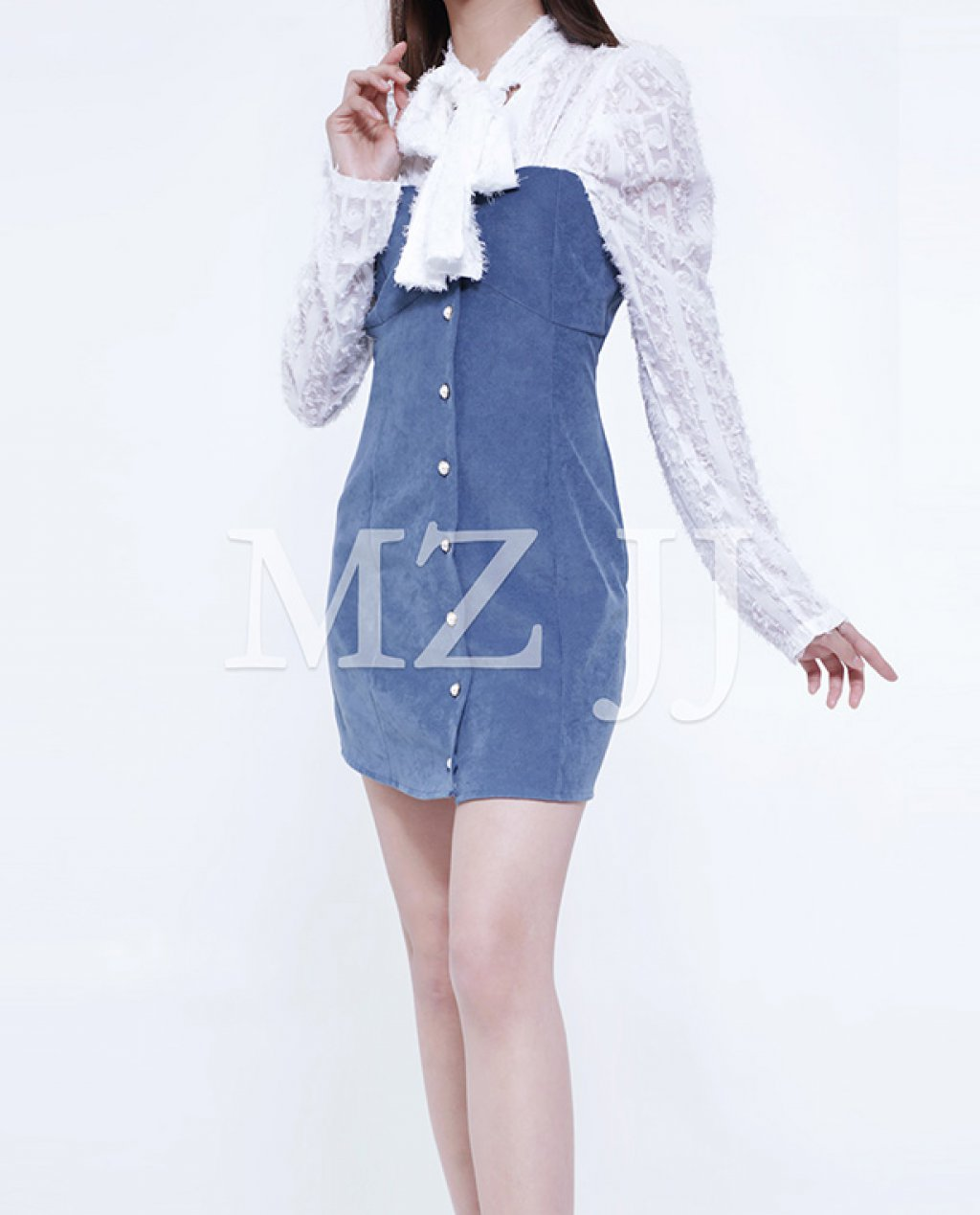 OP13529BU Dress