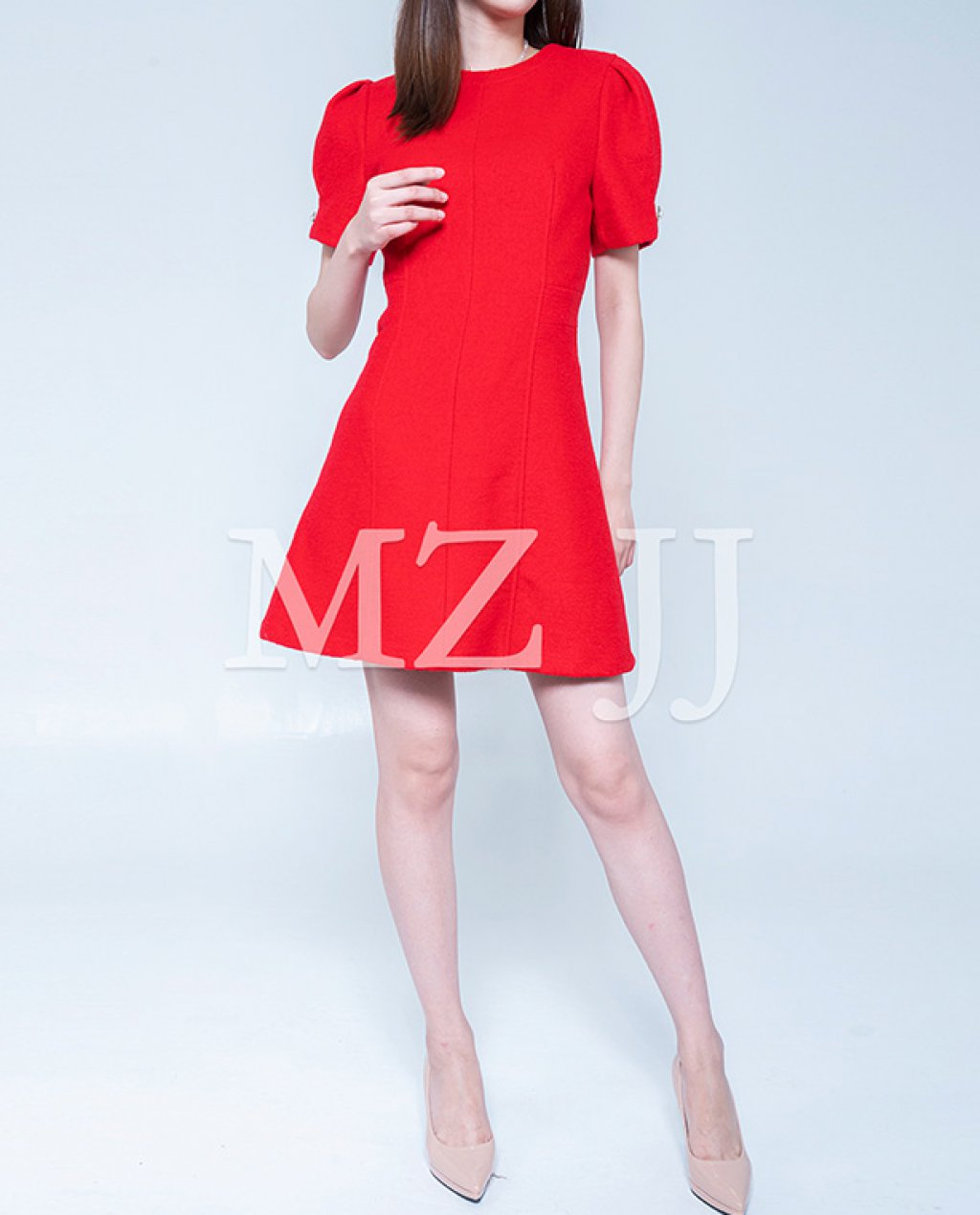 OP13543RD Dress