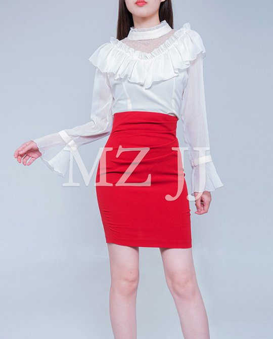 SK10955RD Skirt