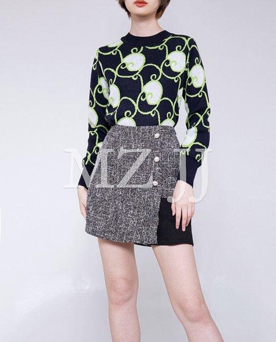 SK10975BK Skirt