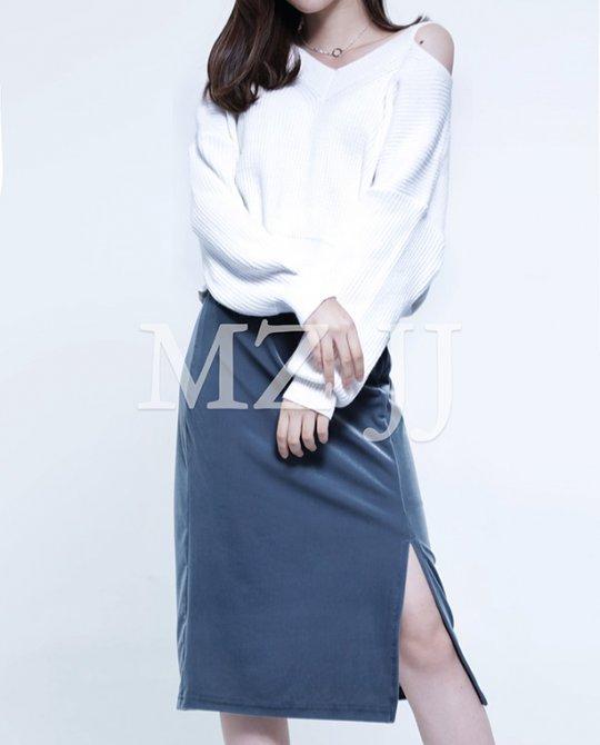 SK10979LGY Skirt