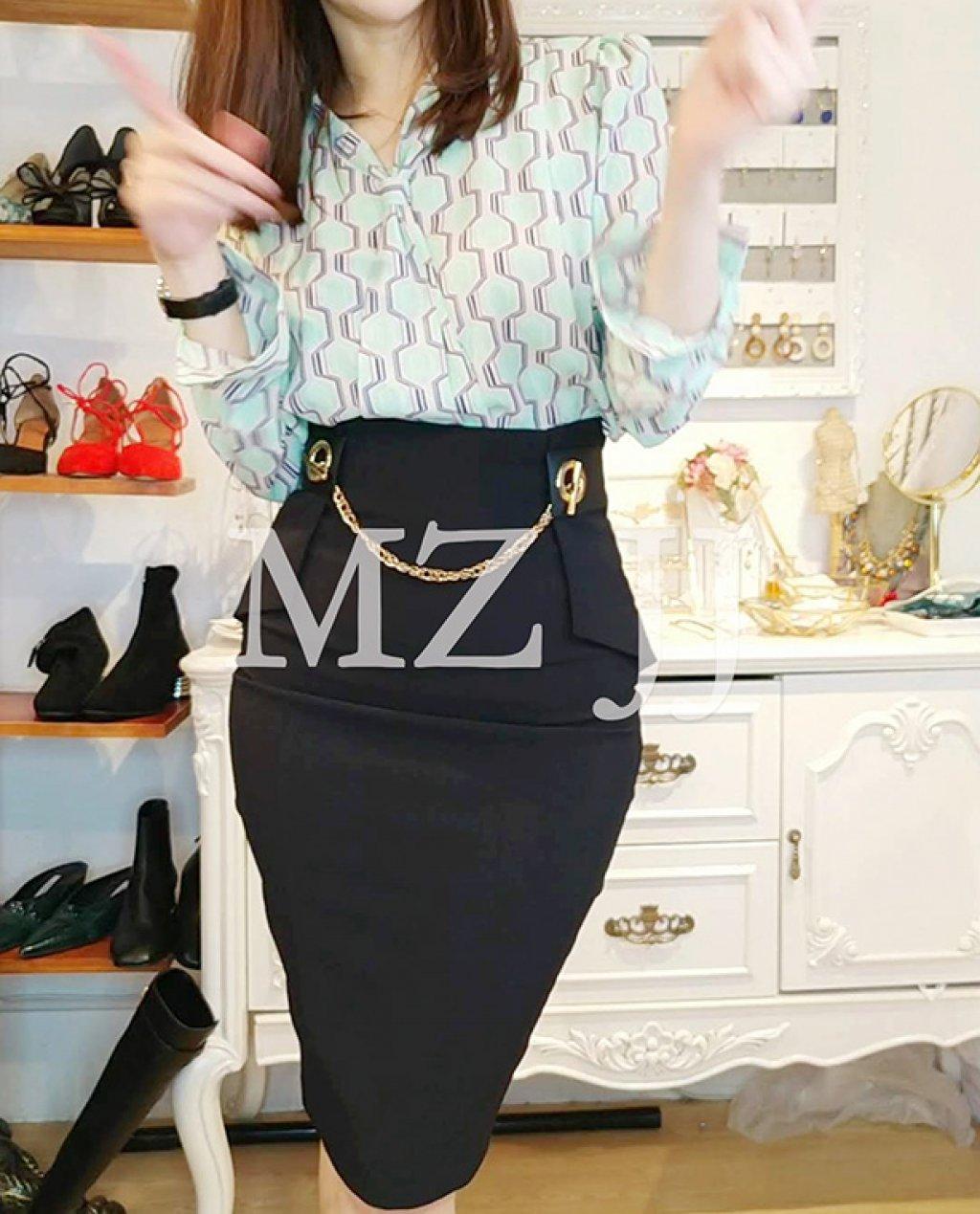 SK10996BK Skirt