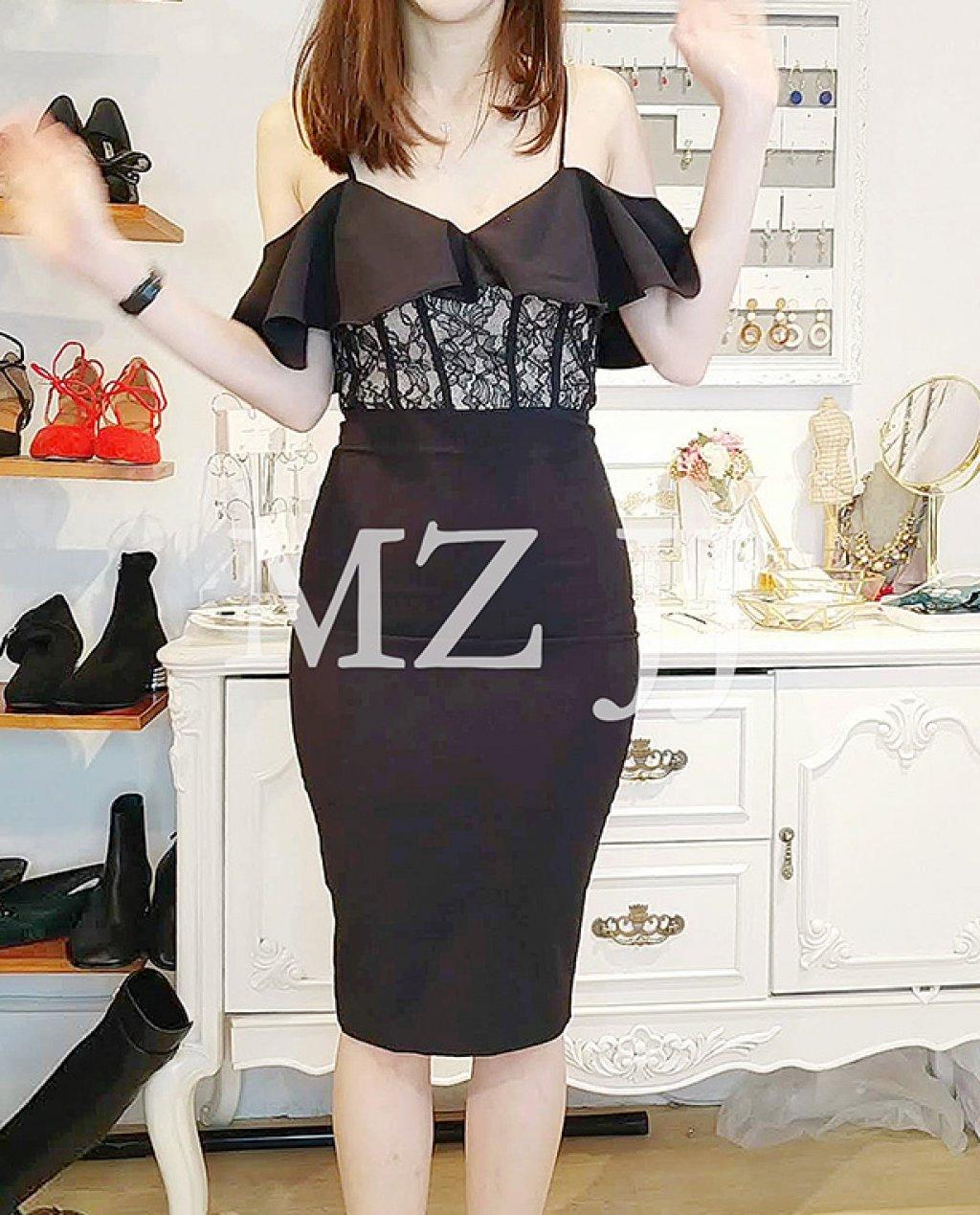OP13605BK Dress