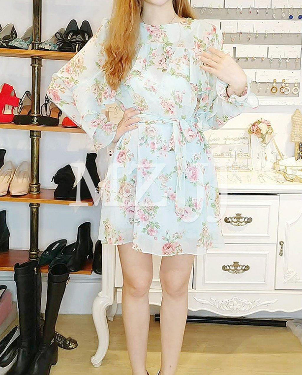 OP13608BU Dress