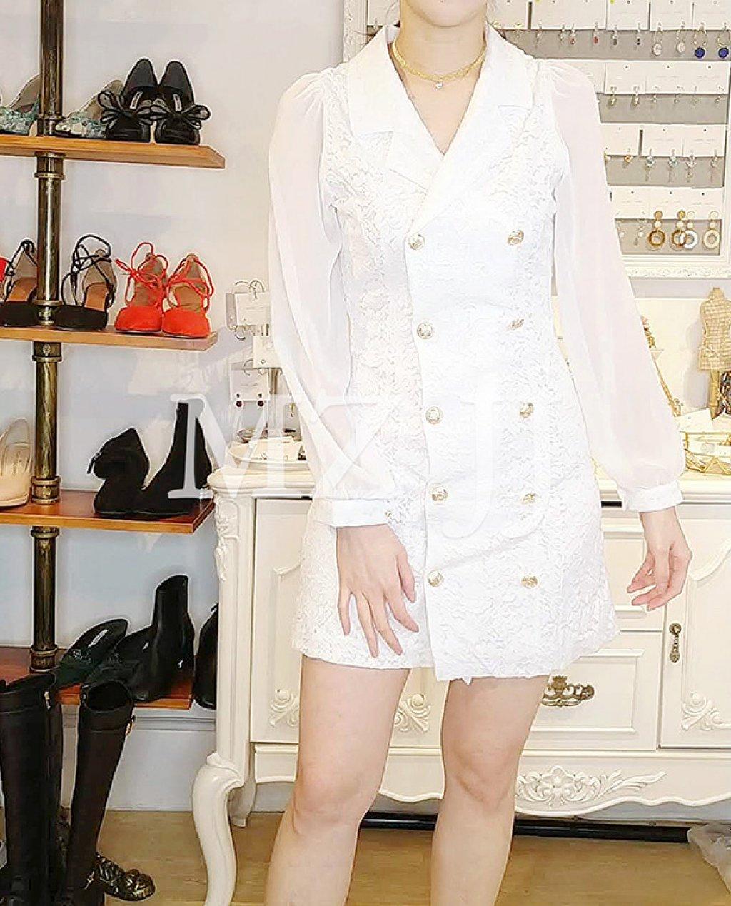 OP13619WH Dress