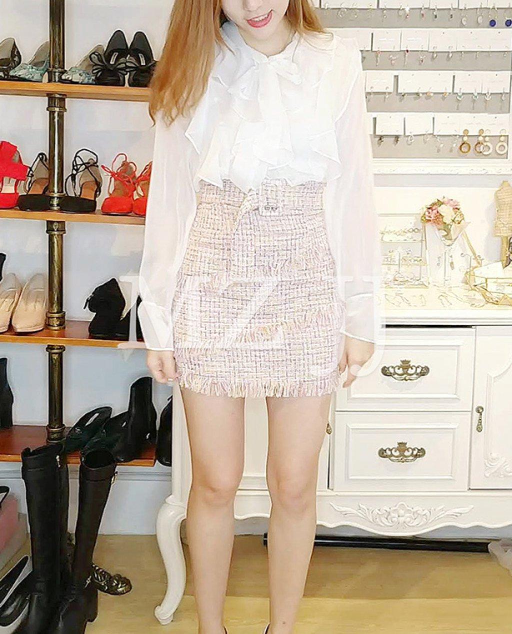 SK11007PK Skirt