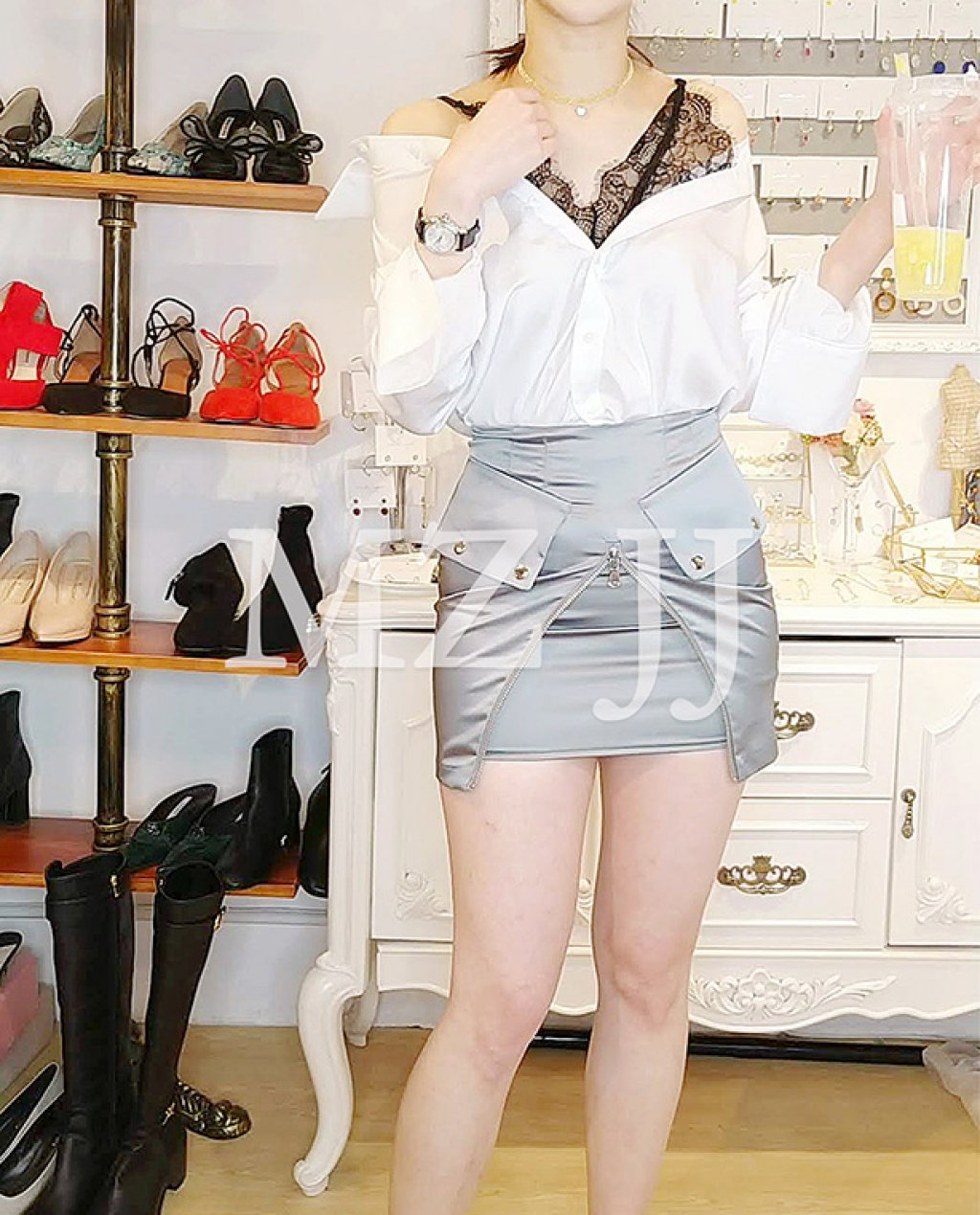 SK11008BU Skirt