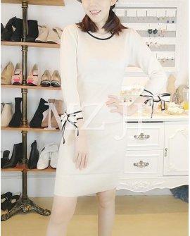 OP14155WH Dress
