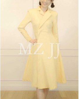 OP14190YL Dress