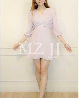OP14218PU Dress