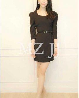 OP14219BK Dress