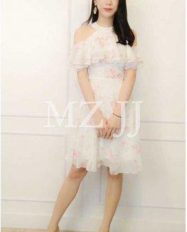 OP14229WH Dress