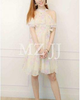 OP14229YL Dress
