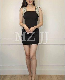 OP14244BK Dress