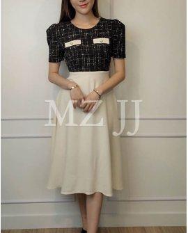 OP14247BK Dress