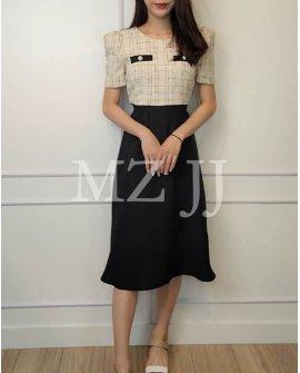 OP14247WH Dress