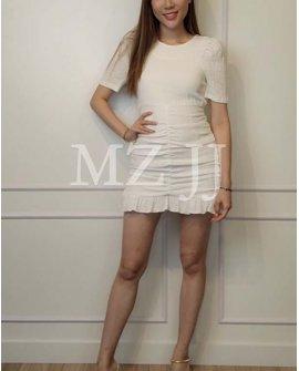 OP14256WH Dress