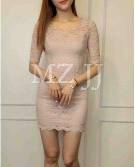 OP14283PK Dress