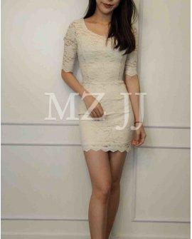 OP14283WH Dress