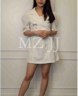 OP14285WH Dress