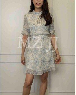 OP14289BU Dress