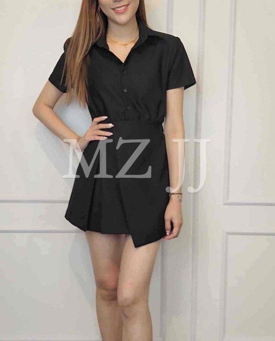 OP14290BK Dress
