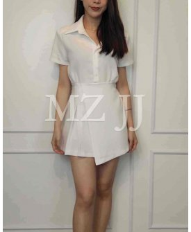 OP14290WH Dress