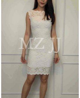 OP14296WH Dress