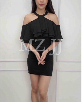 OP14323BK Dress