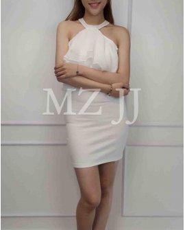 OP14323WH Dress