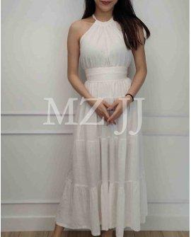 OP14325WH Dress