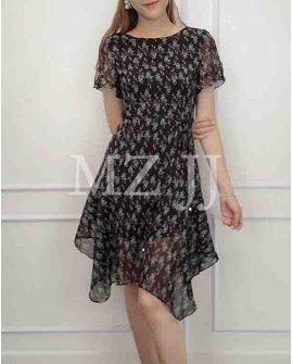 OP14327BK Dress