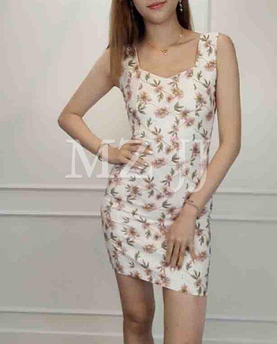 OP14330WH Dress