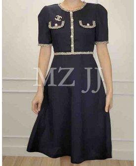 OP14332BK Dress