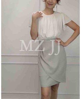 OP14334WH Dress