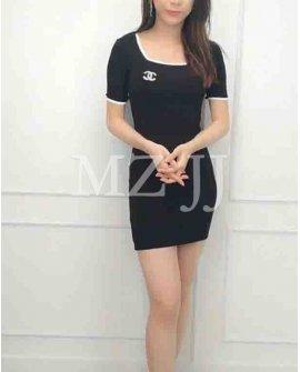 OP14353BK Dress