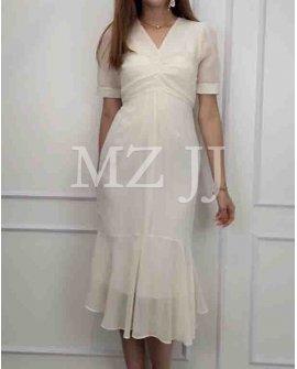 OP14354WH Dress
