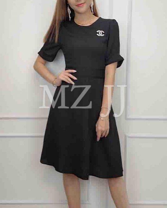 OP14358BK Dress