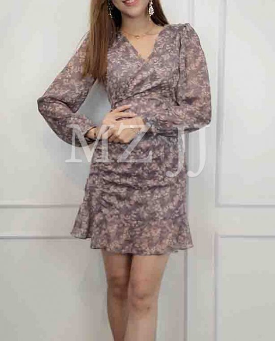 OP14362LGY Dress