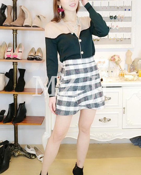 SK11338BK Skirt