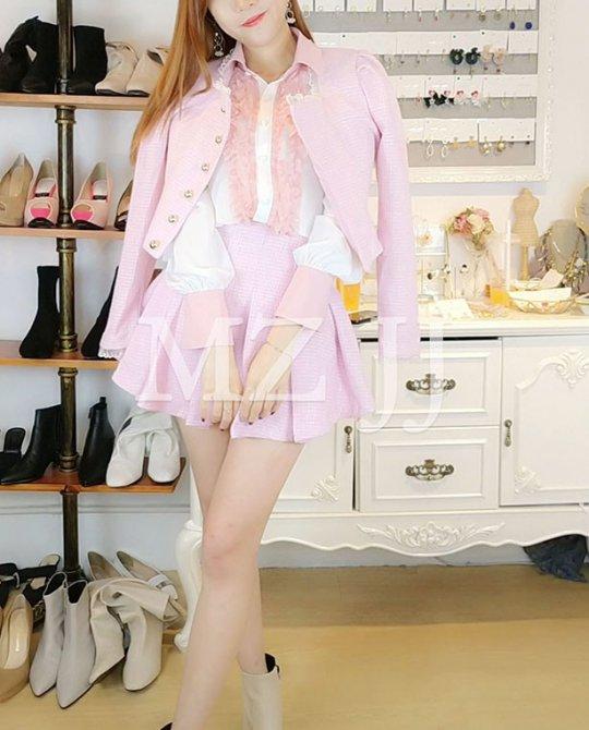 SK11348PK Skirt