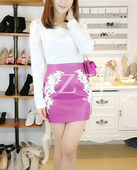 SK11353PU Skirt