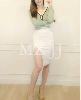 SK11375WH Skirt