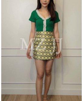 SK11437YL Skirt